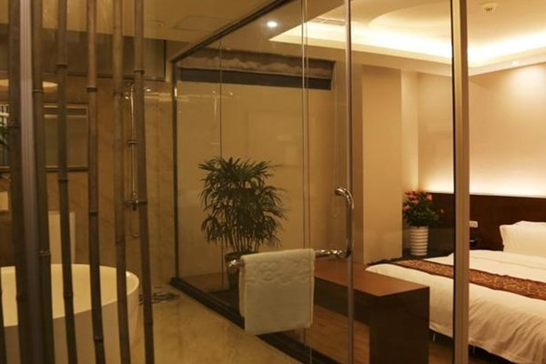 Chengdu Bamboo Boutique Hotel - фото 32