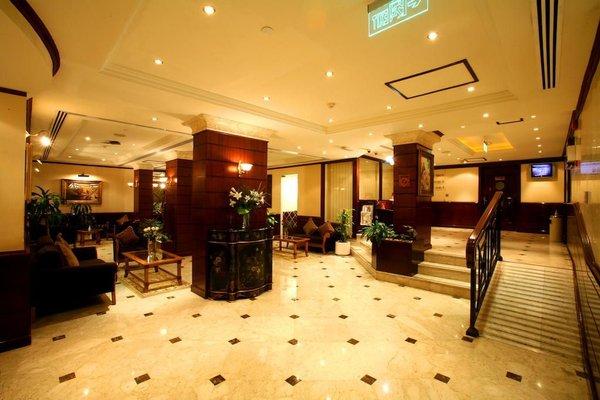 Khalidia Hotel Apartments - фото 18