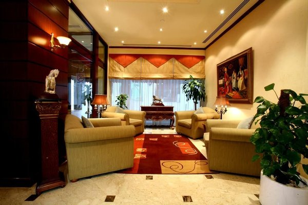 Khalidia Hotel Apartments - фото 9