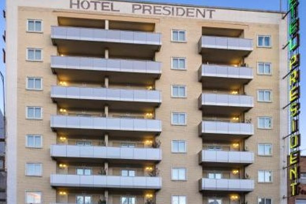 Hotel President by Brava Hoteles - фото 23