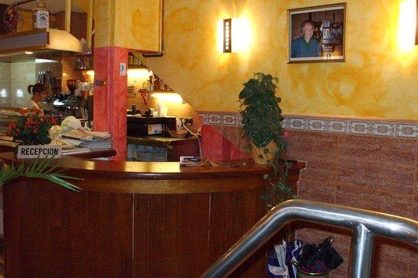 Hostal Blanes La Barca - фото 15