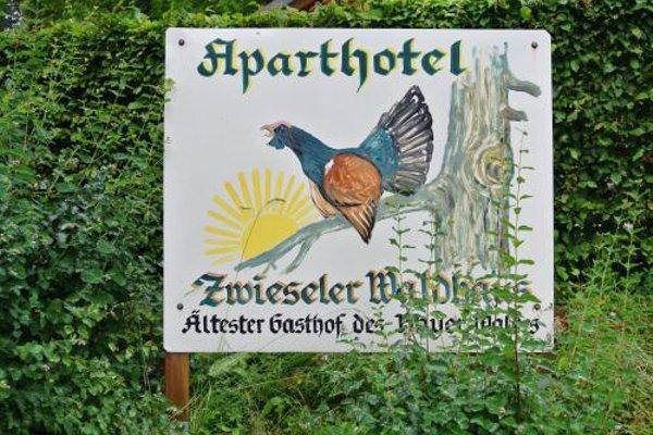Zwieseler Waldhaus - фото 17