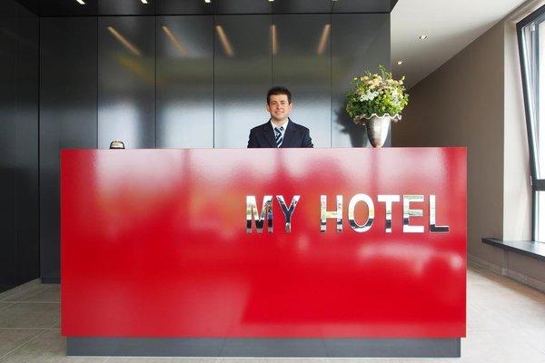 Myhotel - фото 16