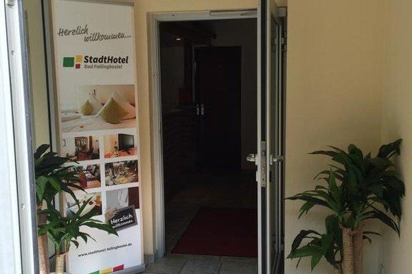 StadtHotel Bad Fallingbostel - фото 17