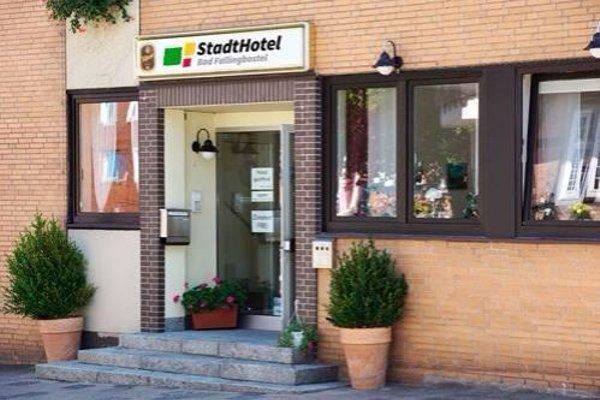 StadtHotel Bad Fallingbostel - фото 21