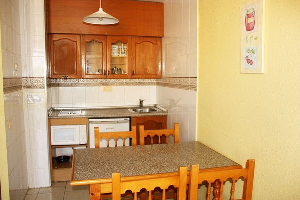 Apartamentos Habitat 3000 - фото 15