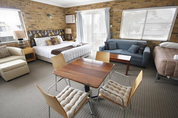 Hawks Nest Motel - фото 9