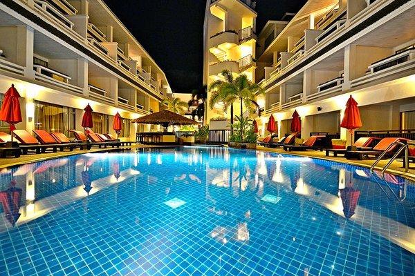 Swissotel Hotel Phuket Patong Beach - фото 50