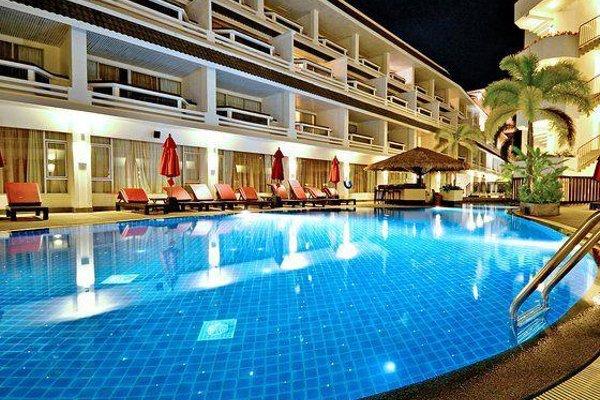 Swissotel Hotel Phuket Patong Beach - фото 21