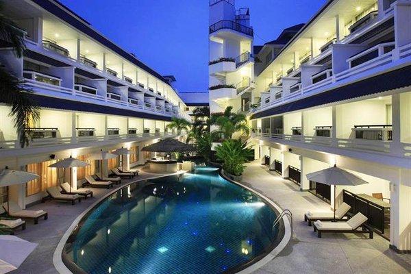 Swissotel Hotel Phuket Patong Beach - фото 22