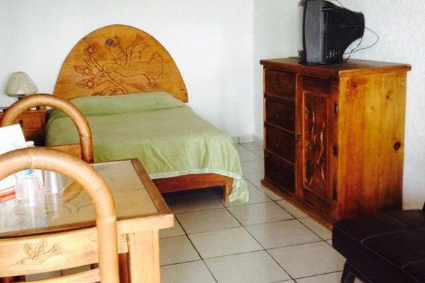 Hotel Colibri Queretaro - фото 25
