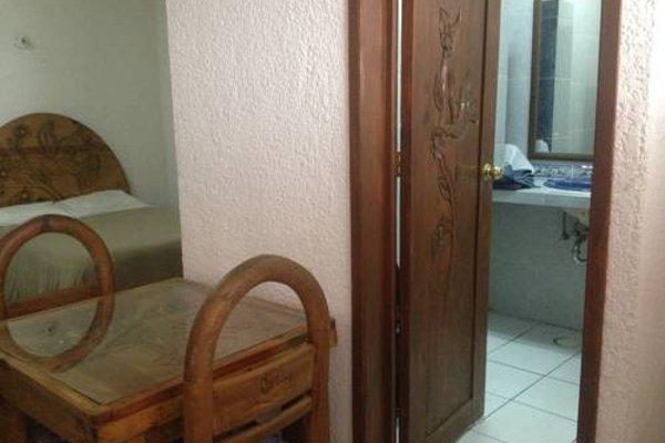Hotel Colibri Queretaro - фото 5