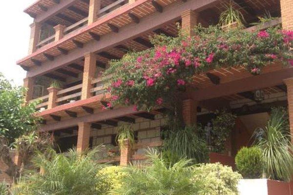 Hotel Colibri Queretaro - фото 9