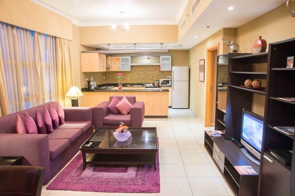 Dusit Pearl Coast Premier Hotel Apartments - фото 38