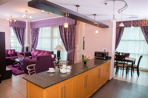 Dusit Pearl Coast Premier Hotel Apartments - фото 10