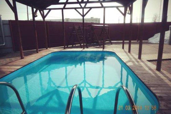 Гостиница Аква Вита - фото 15