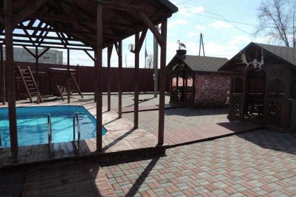 Гостиница Аква Вита - фото 16