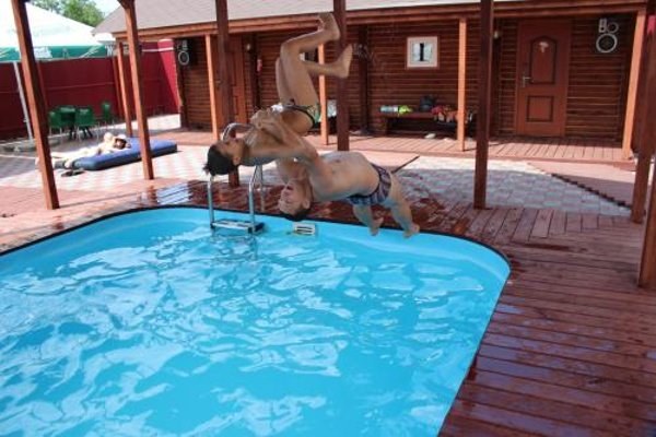 Гостиница Аква Вита - фото 19