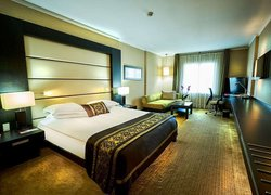 Отель Ramada Plaza By Wyndham Istanbul City Center фото 2