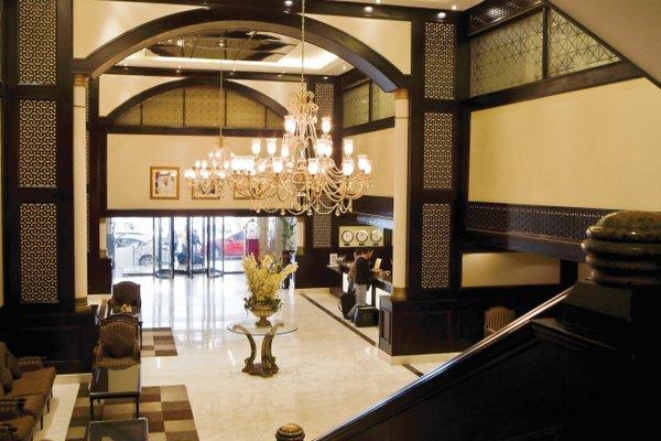 Carlton Tower Hotel - 10