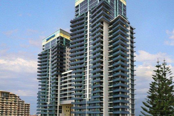 Meriton Serviced Apartments Broadbeach - фото 21