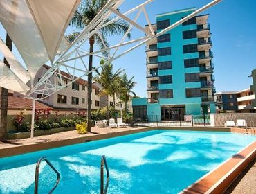 Апартаменты Aqualine Apartments On The Broadwater