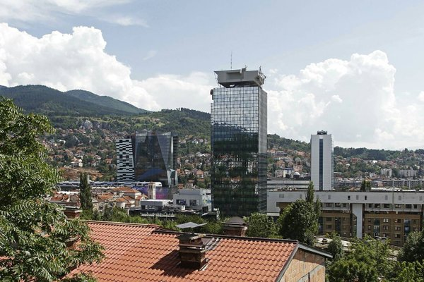 Sarajevo Apartments No.5 - фото 22