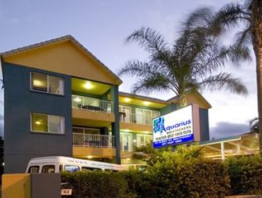 Хостел Aquarius Backpackers Gold Coast