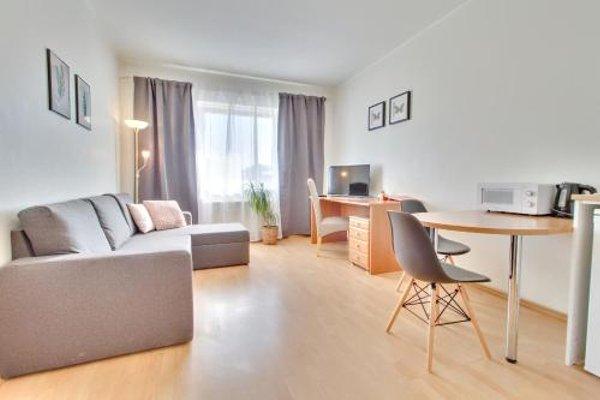 Daily Apartments - Tatari Residence - фото 10