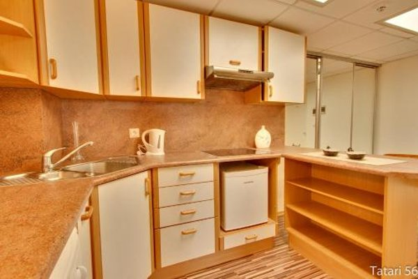 Daily Apartments - Tatari Residence - фото 17