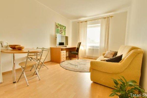 Daily Apartments - Tatari Residence - фото 6