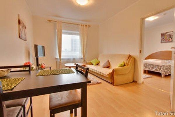 Daily Apartments - Tatari Residence - фото 9