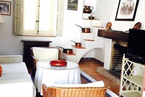 Arcos Golf Hotel Cortijo Fain y Villas - фото 14
