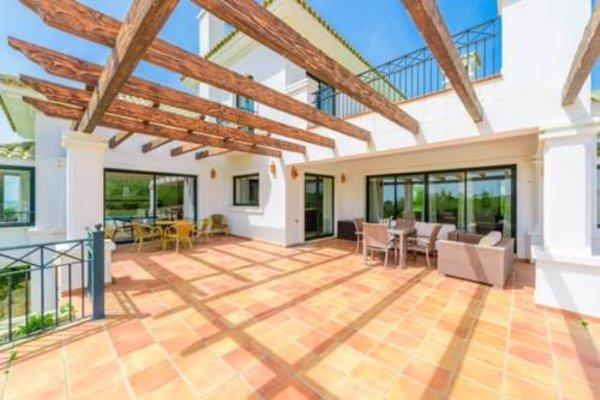 Arcos Golf Hotel Cortijo Fain y Villas - фото 16
