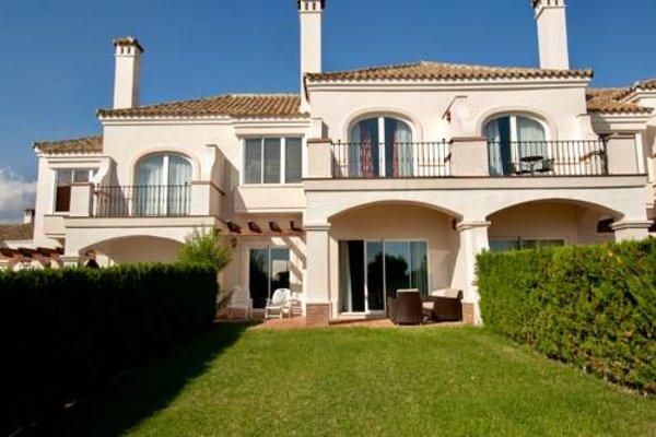 Arcos Golf Hotel Cortijo Fain y Villas - фото 21