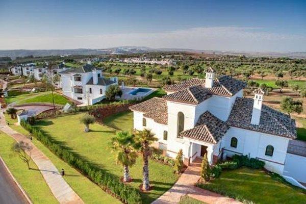 Arcos Golf Hotel Cortijo Fain y Villas - фото 22