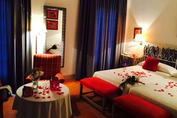 Arcos Golf Hotel Cortijo Fain y Villas - фото 4