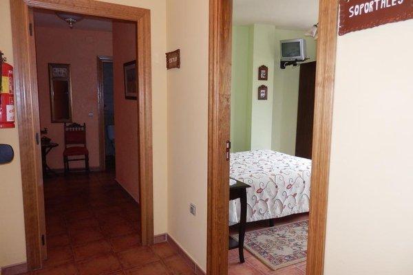 Hotel Rural Villa y Corte - фото 4