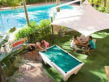 Хостел Islander Backpackers Resort Gold Coast