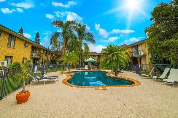 Jadon Place Holiday Apartments - фото 14