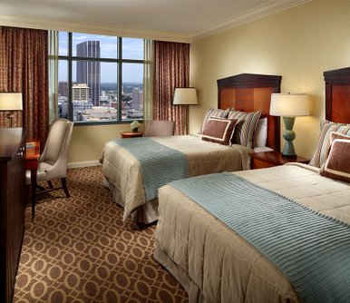 โรงแรม Omni Atlanta Hotel @ CNN Center