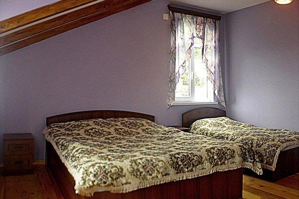 Zandarashvili Guest House - фото 43