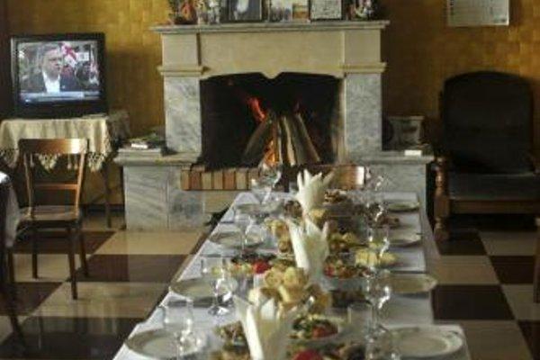 Zandarashvili Guest House - фото 12