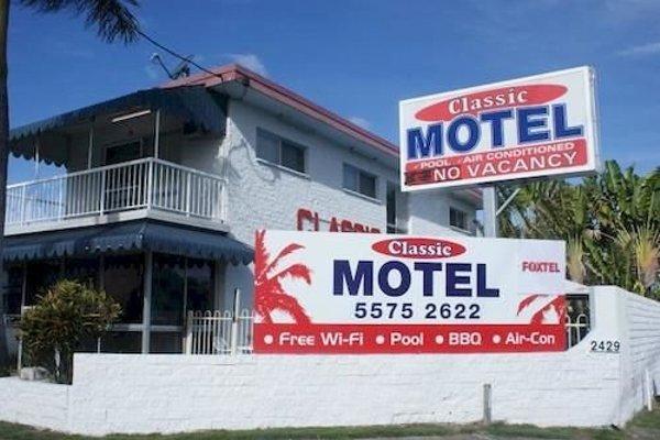 Classic Motel Mermaid Beach - фото 17