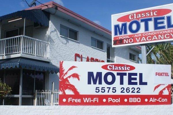 Classic Motel Mermaid Beach - фото 18