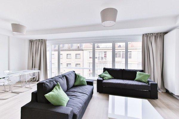 Louise Apartments Vleurgat - фото 49