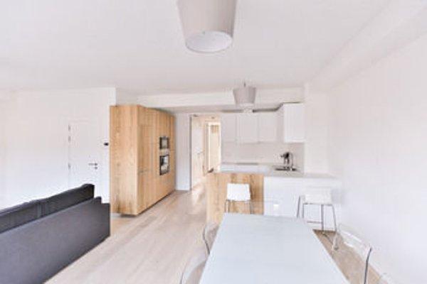 Louise Apartments Vleurgat - фото 10