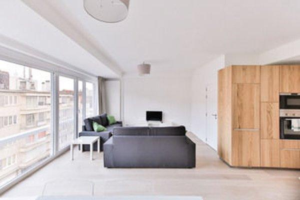 Louise Apartments Vleurgat - фото 12