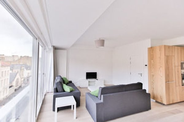 Louise Apartments Vleurgat - фото 13