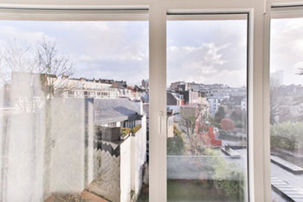 Louise Apartments Vleurgat - фото 16